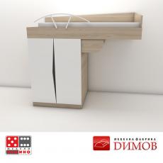 Кухня Матрикс - мостра От Мебели домино Варна