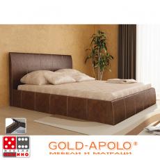 Тапицирано легло Капри От Мебели домино Варна