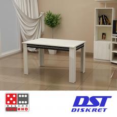 Кухненска маса Дани с профил От Мебели домино Варна