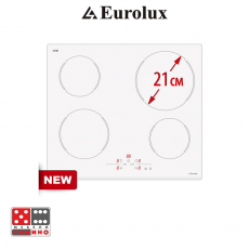 Стъклокерамичен плот ECH2 TC4 FV W От Мебели домино Варна