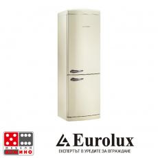 Комбиниран хладилник с фризер RFER 36 V A От Мебели домино Варна