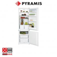 Хладилник с фризер за вграждане BBI 177 От Мебели домино Варна
