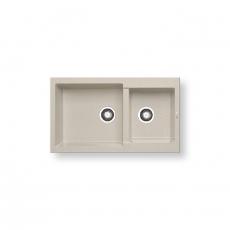 Кухненска мивка ALAZIA 86x50 1 3/4B От Мебели домино Варна