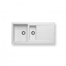 Кухненска мивка ALAZIA 100x50 1 1/2B 1D От Мебели домино Варна
