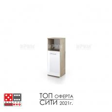 Офис шкаф Гранд модул 80 От Мебели домино Варна