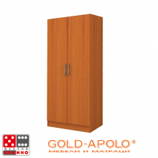 Двукрилен гардероб Аполо 1 От Мебели домино Варна