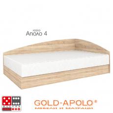 Легло Аполо 4 От Мебели домино Варна