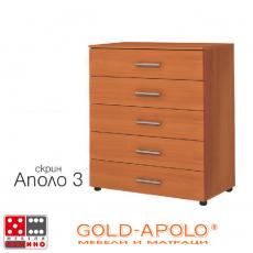 Скрин Аполо 3 От Мебели домино Варна