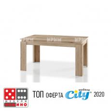 Трапезна маса Сити 6239 От Мебели домино Варна