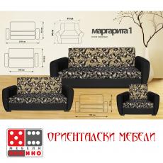 Холова гарнитура Маргарита 1 От Мебели домино Варна