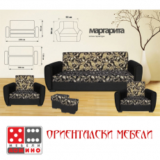 Холова гарнитура Маргарита От Мебели домино Варна
