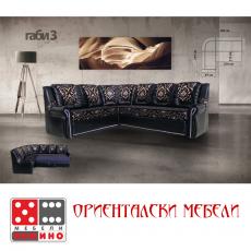 Холов ъгъл Габи 3 От Мебели домино Варна