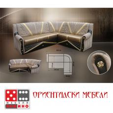 Холов ъгъл Версай Диамант От Мебели домино Варна