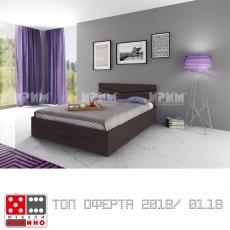 Легло спалня Сити 2010 От Мебели домино Варна