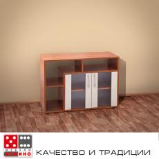 ТВ шкаф Томпсън От Мебели домино Варна
