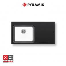 Кухненска мивка PYRROS 100x52 1B 1D От Мебели домино Варна