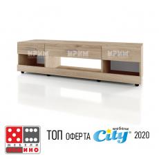 ТВ шкаф Сити 6242 От Мебели домино Варна