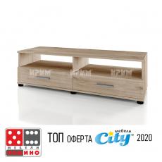 ТВ шкаф модул Сити 6233 От Мебели домино Варна