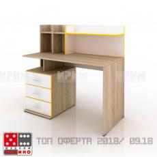 Бюро с надстройка Сити 3020 От Мебели домино Варна