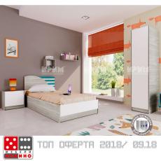 Детска стая Сити 5009 От Мебели домино Варна
