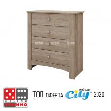 Скрин Сити 3016 От Мебели домино Варна