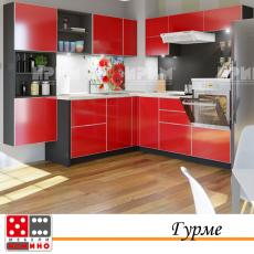 Кухня по проект Панакота От Мебели домино Варна