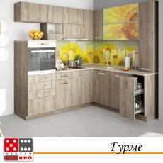 Кухня по проект Фигатела От Мебели домино Варна