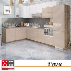Кухня по проект Тамаринд От Мебели домино Варна