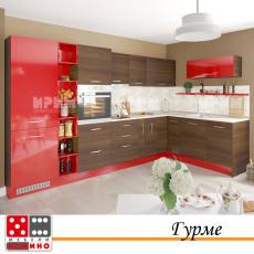 Кухня по проект Нони От Мебели домино Варна