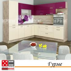 Кухня по проект Кивано От Мебели домино Варна