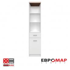 Шкаф етажерка Top Mix REG OTW 1D1S От Мебели домино Варна